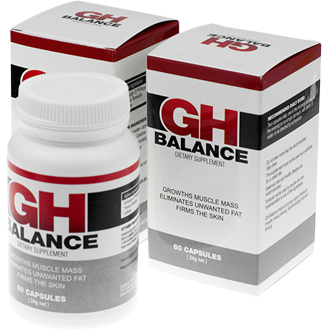 GH Balance – Naturalny i niezawodny hormon wzrostu umożliwi Ci osiągnąć spektakularne wyniki podczas ćwiczeń