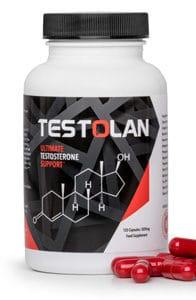 Testolan – odmładza organizm oraz dodaje wigoru. Zyskaj Siłę, Pokrzep Ciało i Uzyskaj Przewagę.