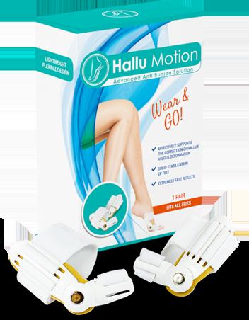 Hallu Motion – najskuteczniejsza broń przeciwko halluksom. Przetestuj już dzisiaj!