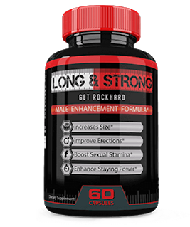 Long&Strong – Dłuższa, silniejsza oraz twardsza erekcja? Przetestuj ten wspaniały suplement!