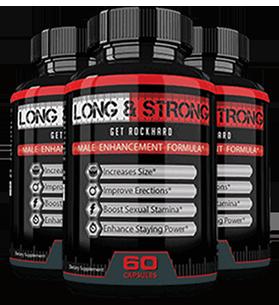 Long&Strong – morze korzyści w zakresie zdrowia seksualnego: