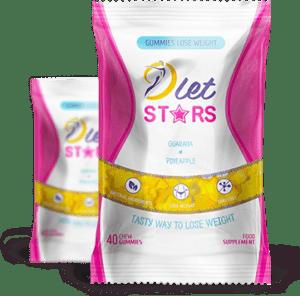 Diet Stars – Odchudzanie może być przyjemne i niezwykle ekspresowe!